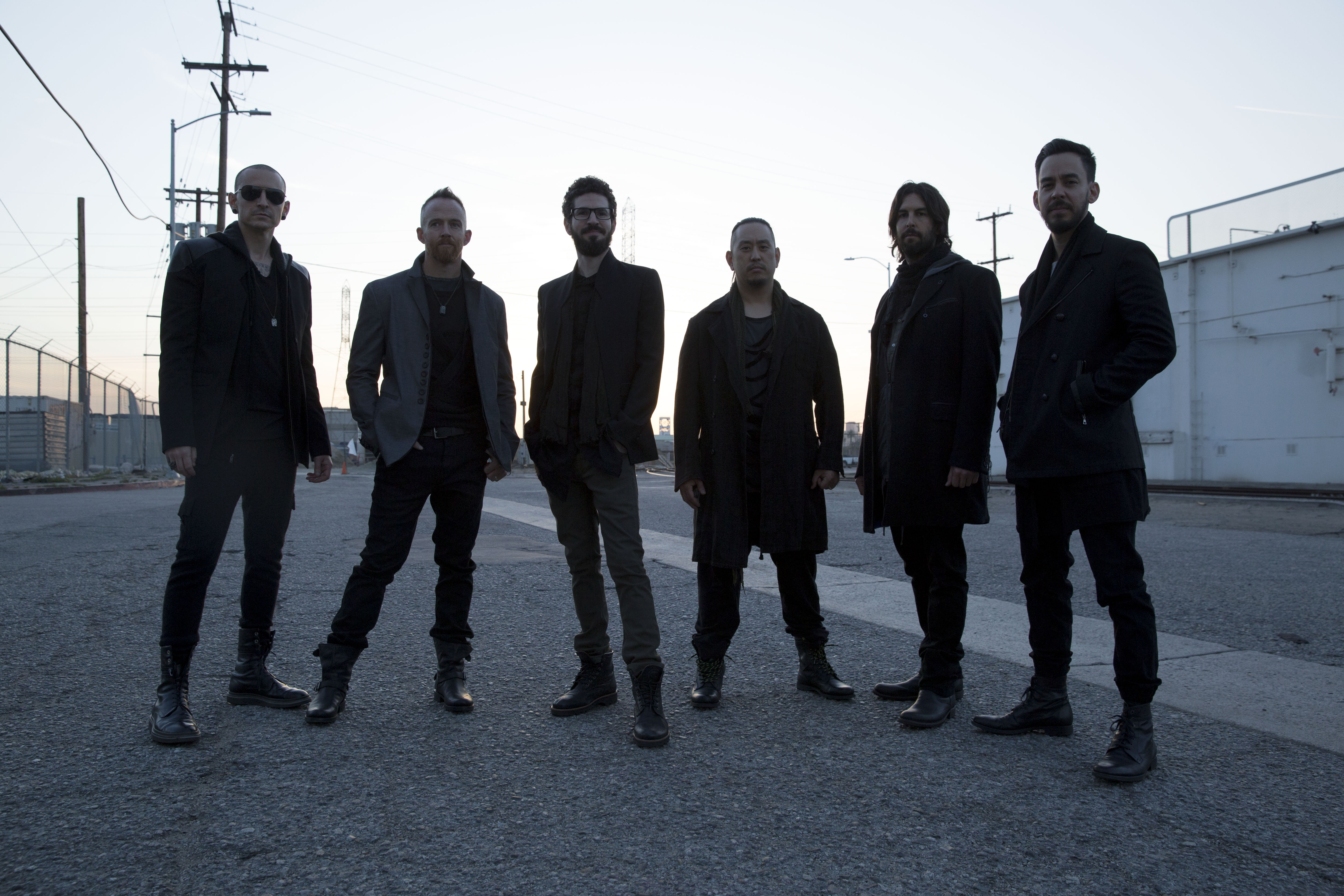 New Uhq Promo Photos Of Linkin Park For The Hunting Party